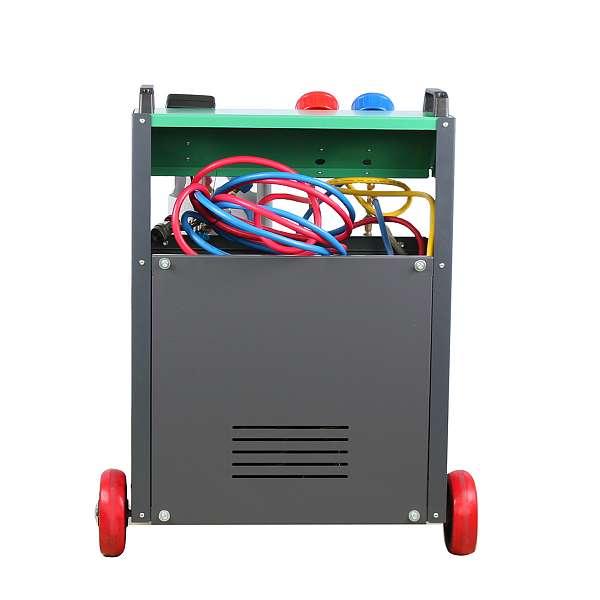 Станция для заправки и рекуперации хладагента автокондиционеров