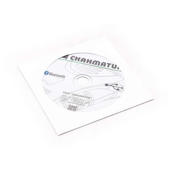 Диагностический сканер Сканматик 2 USB + BlueTooth (Scanmatik) купить в Москва