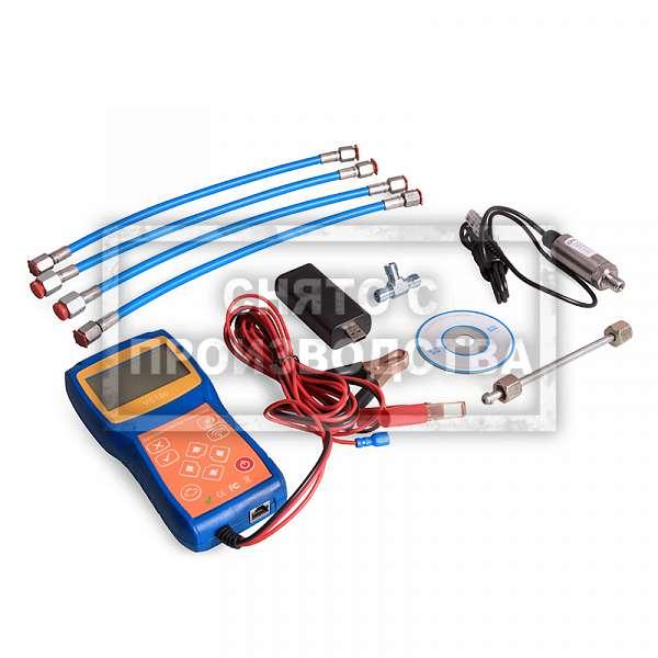 Комплект для диагностики линии высокого давления систем Common Rail Car-Tool CT-VS180 фото