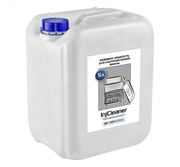 Моющая жидкость для ультразвуковой ванны InjCleaner 5л ОДА Сервис ODA-26503 фото
