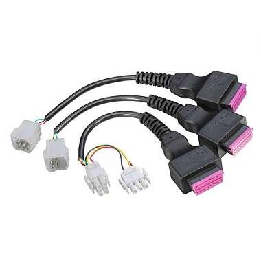 Комплект кабелей к автобусам для  Bosch  KTS Truck 1687001946 фото