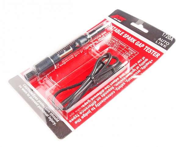 Разрядник высоковольтный универсальный (тестер искры) для оценки качества генерируемой искры зажигания. JTC-1720A купить