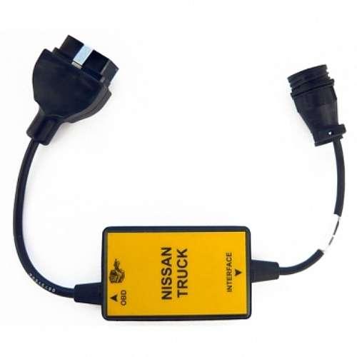 Диагностический кабель TEXA 3151/T14 NISSAN TRUCK фото