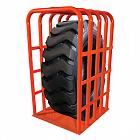 Грузовое шиномонтажное оборудование - Клеть для накачки грузовых колес