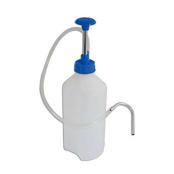 Минипомпа для технических жидкостей, 1 л, ручная МАСТАК 130-10001 фото