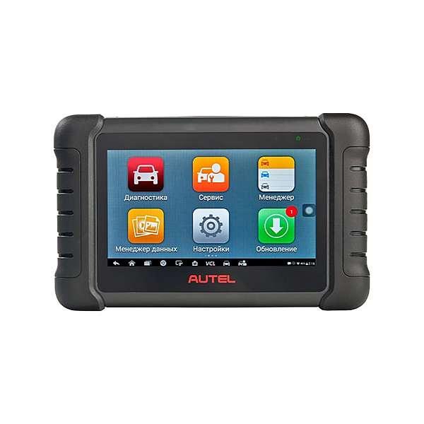 MaxiDAS DS808BT - мультмарочный сканер Autel c подпиской Haynes Tech Basic фото