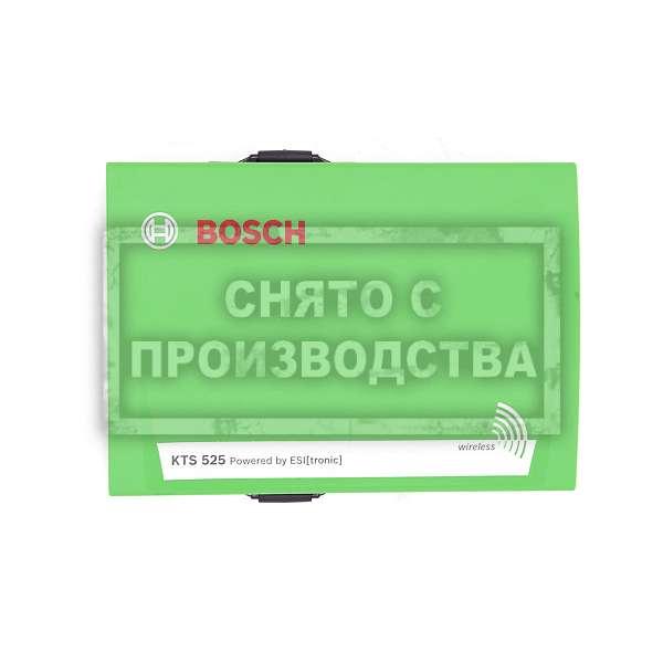 Bosch KTS 525 профессиональный мультимарочный сканер 6844000525 купить