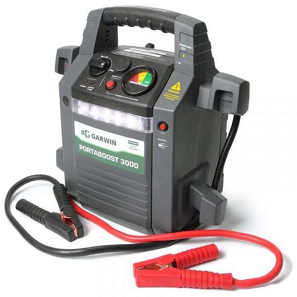 Пусковое устройство PortaBoost 3000 12/24 В, 1200/600 A GARWIN GE-PB3000 фото