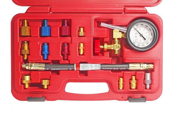 Тестер давления масла гидроусилителя руля (в кейсе). JTC-4251 купить