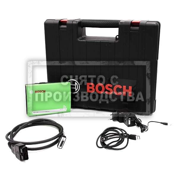 Bosch KTS 525 профессиональный мультимарочный сканер 6844000525 купить в Москва