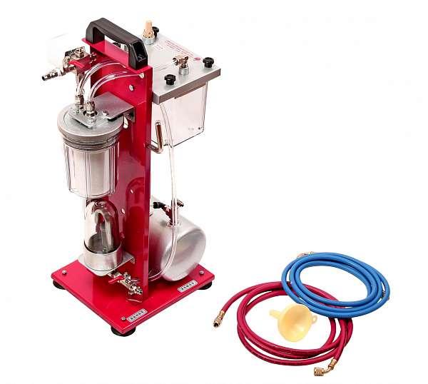 Установка для промывки системы кондиционирования. JTC-1409 фото