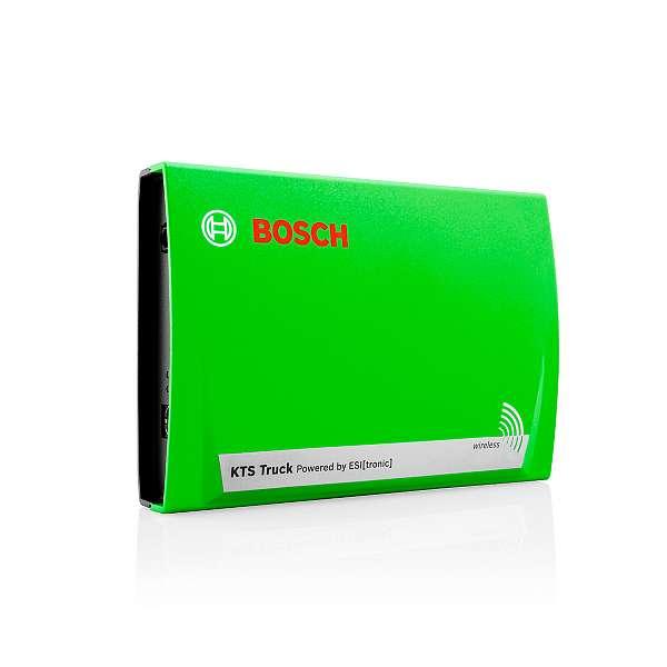 Bosch KTS Truck мультимарочный сканер для грузовых автомобилей и автобусов 0684400512 купить