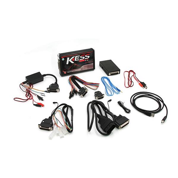 KESS MASTER V2 - Профессиональный прибор для чип-тюнинга