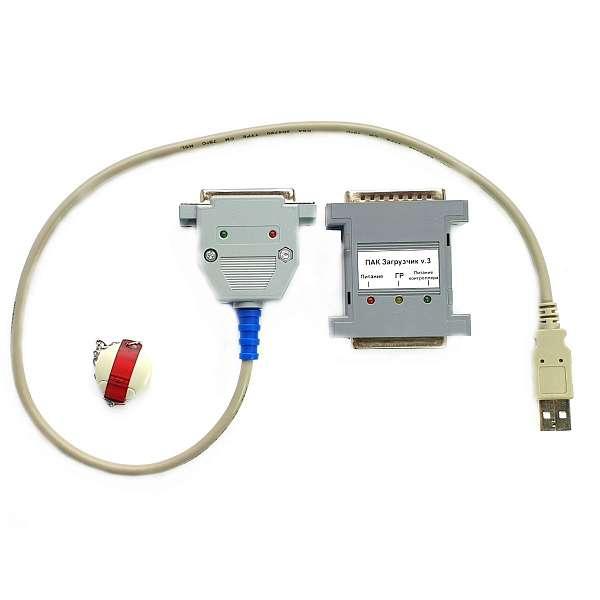 ПАК Загрузчик v3 (CombiLoader) - считывание и обновление прошивок для контроллеров ЭБУ фото