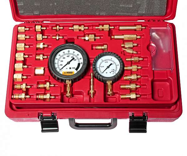 Набор для тестирования инжекторов (в кейсе). JTC-1225 купить