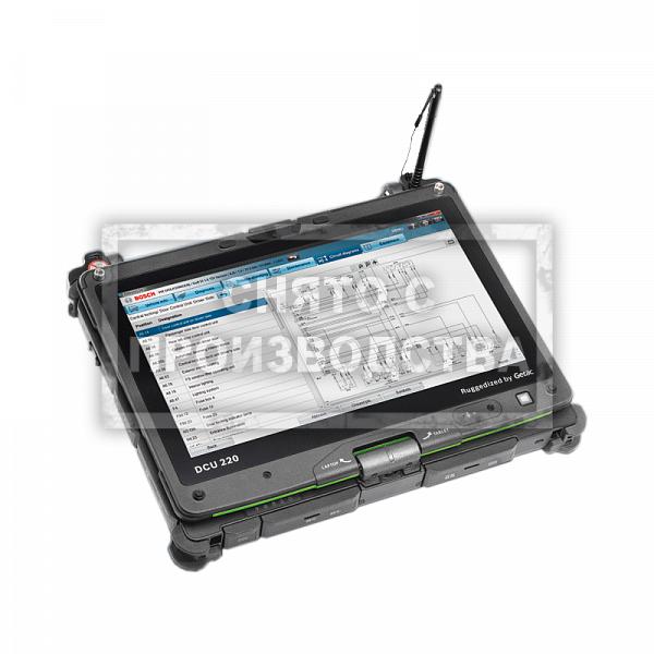 Bosch DCU 220+  планшет трансформер 2в1 0684400232 купить в Москва