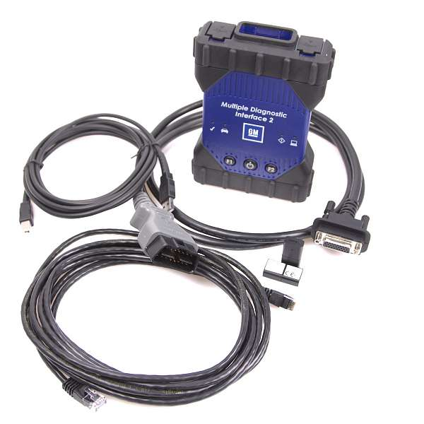 Автосканер GM MDI 2 (оригинал)