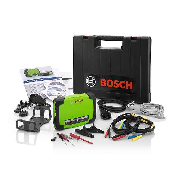 Bosch KTS 590 профессиональный мультимарочный сканер 0684400590