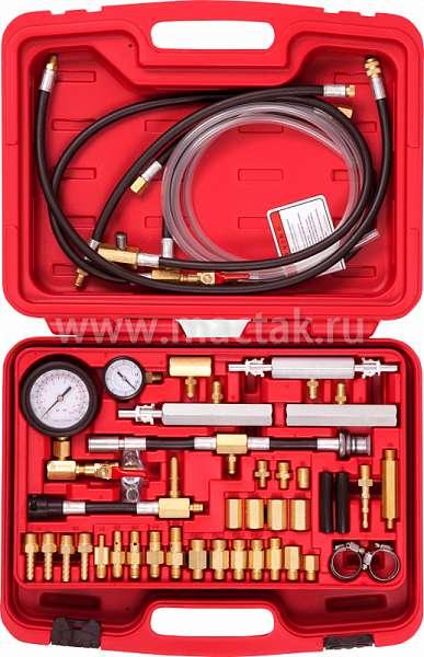 Набор для тестирования топливных систем, 43 предмета,  МАСТАК 120-00043C купить