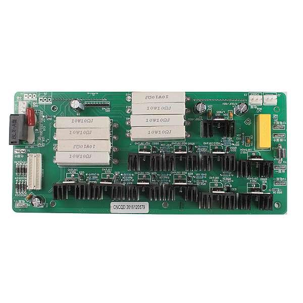 Плата исполнительных устройств PCB для Launch CNC 602 фото