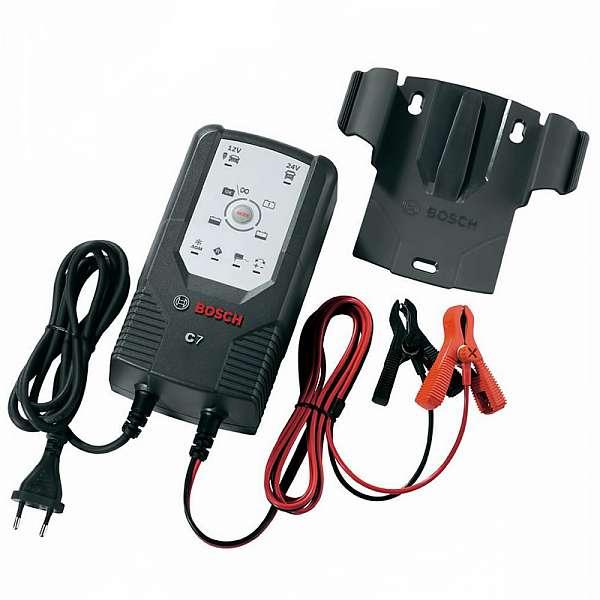 BOSCH C7 - Зарядное устройство для АКБ 12/24В, 018999907M купить в Москва