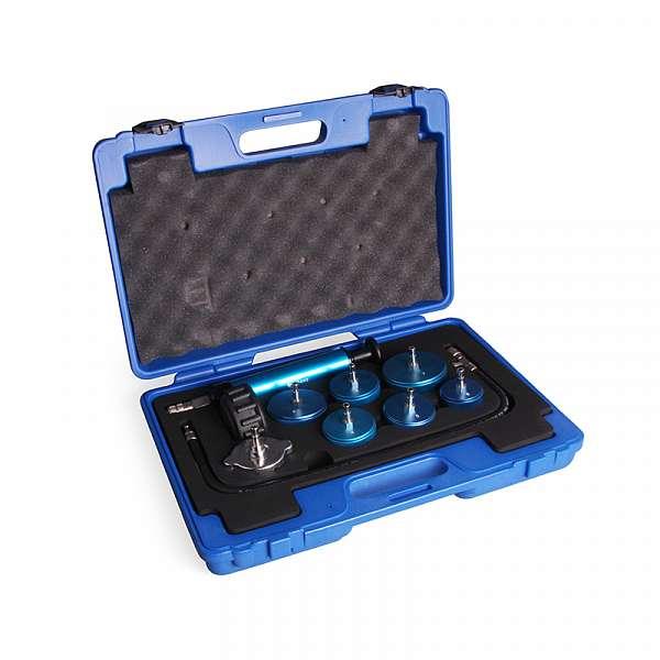 Тестер системы охлаждения для грузовиков Car-Tool CT-A1412 фото