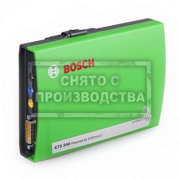 KTS 540 Bosch - профессиональный мультимарочный  сканер. 0684400540 фото
