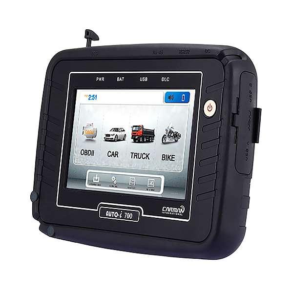 Диагностический сканер Carman Scan (Карманскан) AUTO-I 700 фото