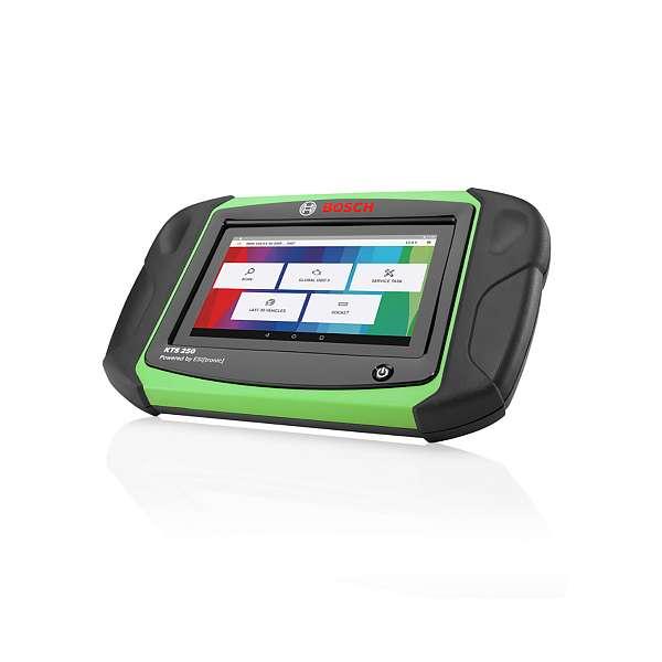 Bosch KTS 250 профессиональный мультимарочный сканер 0684400260 купить