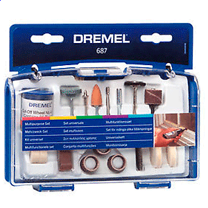 Оснастка Dremel набор (52 шт.)  26150687JA фото