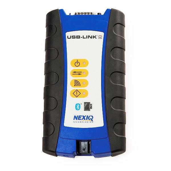 Nexiq 124032 USB-Link 2 Bluetooth — автосканер для диагностики американских грузовых автомобилей фото