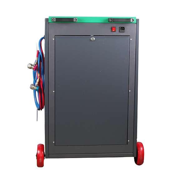 Полуавтоматическая станция для заправки кондиционеров