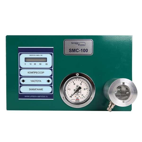Стенд для диагностики свечей зажигания ДВС SMC-100E ( 12V) купить