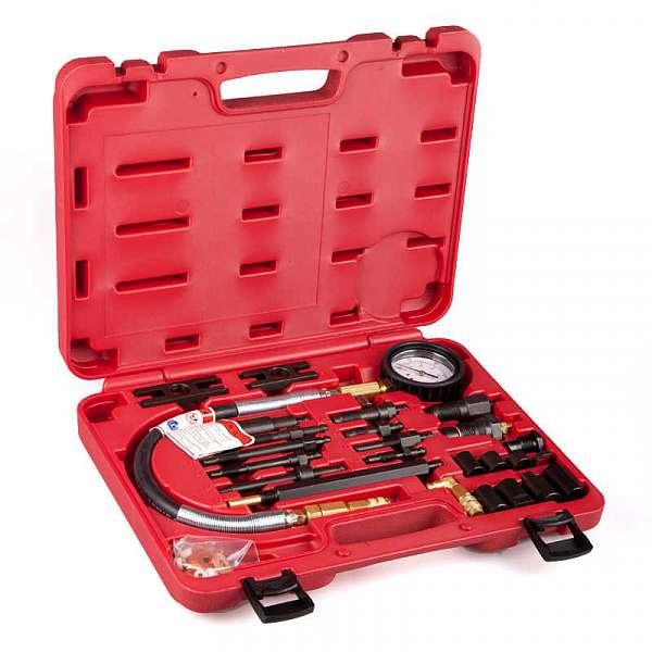 Дизельный компрессометр для легкового и грузового транспорта Car-Tool CT-110D фото