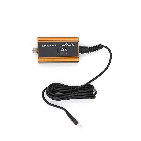 Linde CANBOX USB – Автосканер для погрузчиков Linde купить