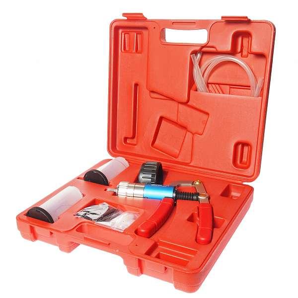 Набор для проверки давления и герметичности (в кейсе). JTC-1245 фото