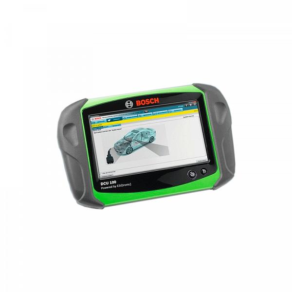 Комплект: DCU 100 + KTS 560 Bosch купить
