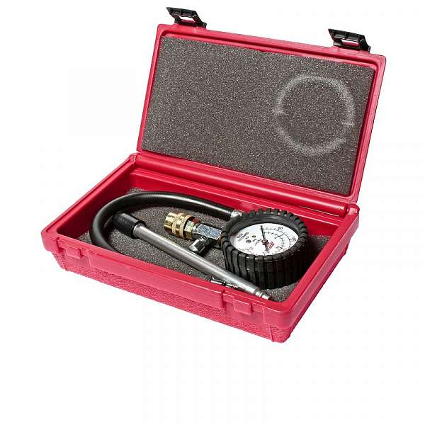 Компрессометр с набором адаптеров. JTC-1621A фото