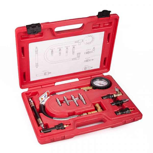 Компрессометр для дизельных легковых автомобилей Car-Tool CT-025A фото