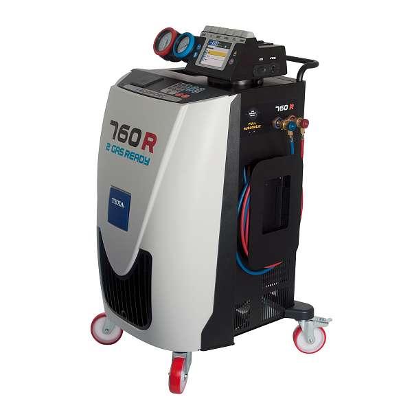 Установка для заправки кондиционеров Texa Konfort 760R фото