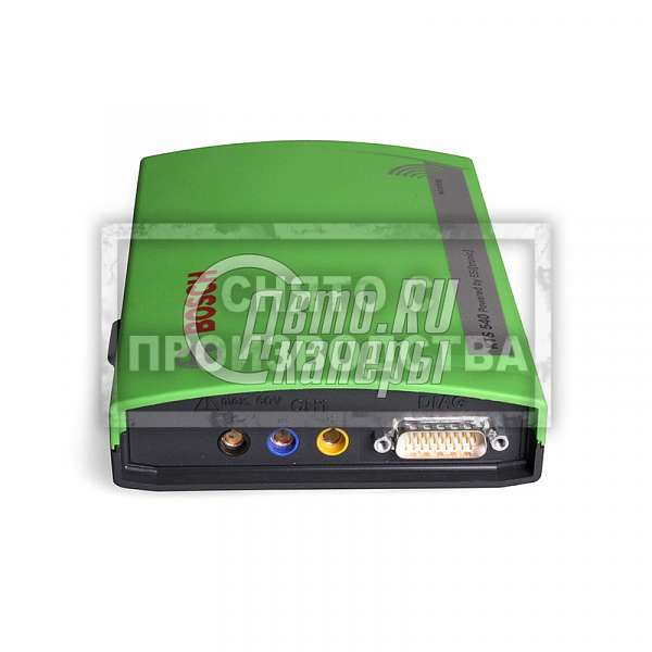 Bosch KTS 540  профессиональный мультимарочный  сканер 0684400540 купить