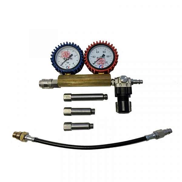 SMC-111 - Пневмотестер для проверки цилиндро-поршневой группы бензиновых двигателей фото