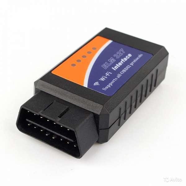 Автосканер ELM327 WIFI фото
