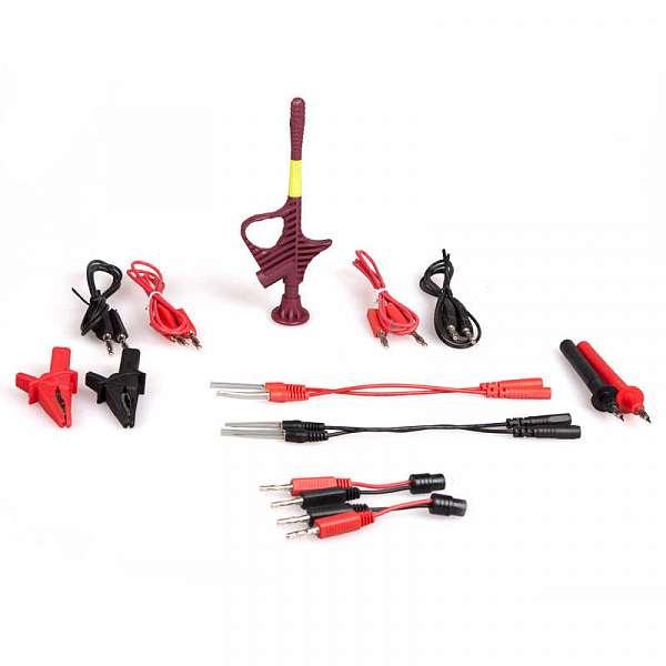 Набор сервисных щупов для мультиметра Car-Tool CT-7018 фото