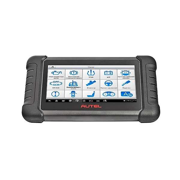MaxiDAS DS808BT - мультмарочный сканер Autel c подпиской Haynes Tech Basic купить