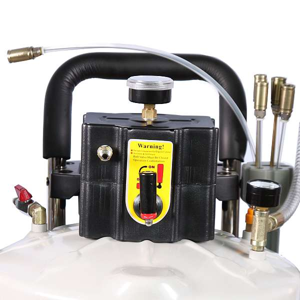 Установка для слива масла с пантографной ванной ОДА Сервис ODA-3285A