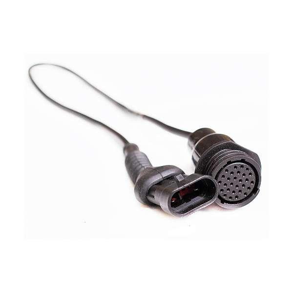 Диагностический кабель TEXA 3151/T01 IVECO 3 pin фото
