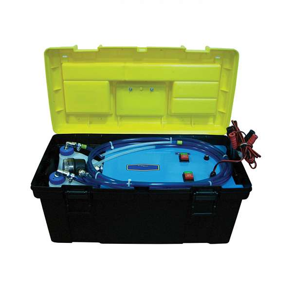 SMC-190 Compact - Стенд для замены жидкости в системе ГУР фото