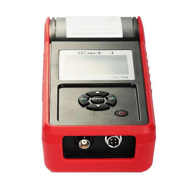 Профессиональный тестер аккумуляторных батарей (АКБ) 12/24V iCartool IC-700 купить