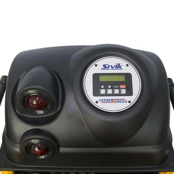 Установка для замены масла в АКПП Сивик КС-119М